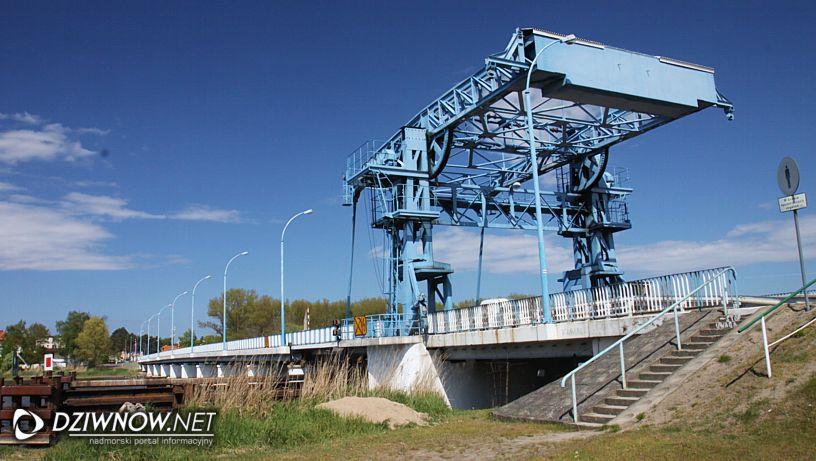 Most w Dziwnowie