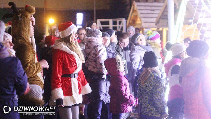 Program jarmarku świątecznego w Dziwnowie.
