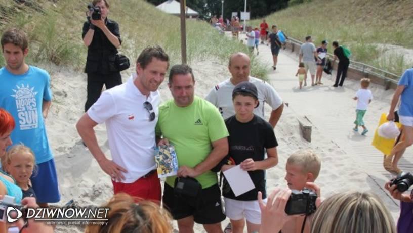 Gwiazdy Sportu przyjechały do Dziwnowa