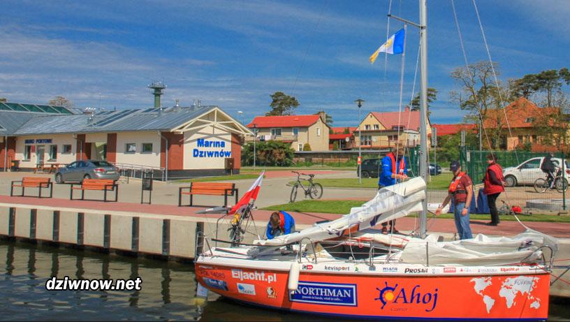 Marina Dziwnów - port jachtowy w Dziwnowie