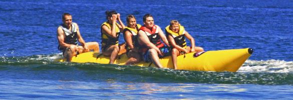 Sporty wodne w Dziwnowie