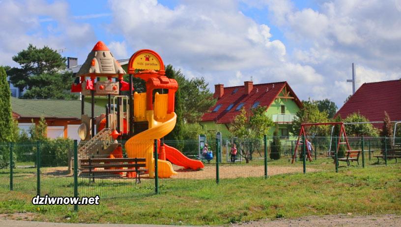 Atrakcje dla dzieci w Dziwnówku